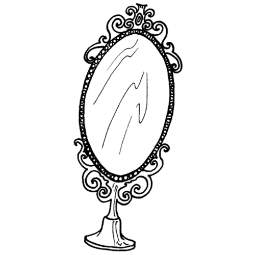 gender euphoria mirror illustratie Jan Broekhuizen TransMagazine