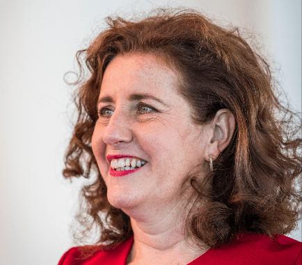 Ingrid van Engelshoven minister OCW D66 _ TRANS magazine