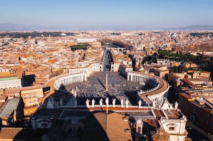 Transfobie in Europa, het Vaticaan , Vaticaanstad, Rome Italie
