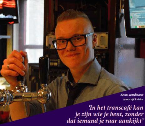 Uitgaan - transcafe COC Leiden