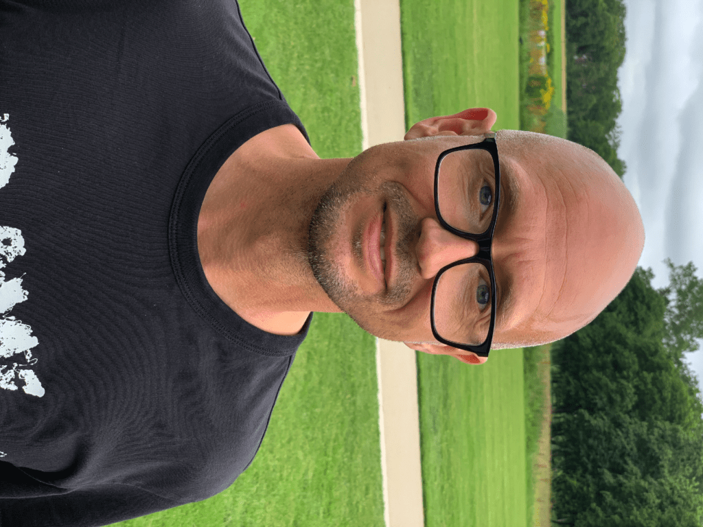 Gabriel Bos Eindredacteur TRANS magazine